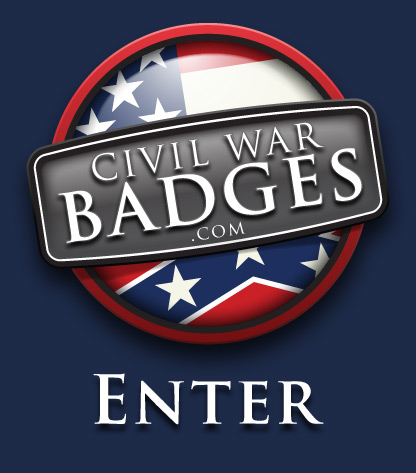 Civil War Reunion Badges